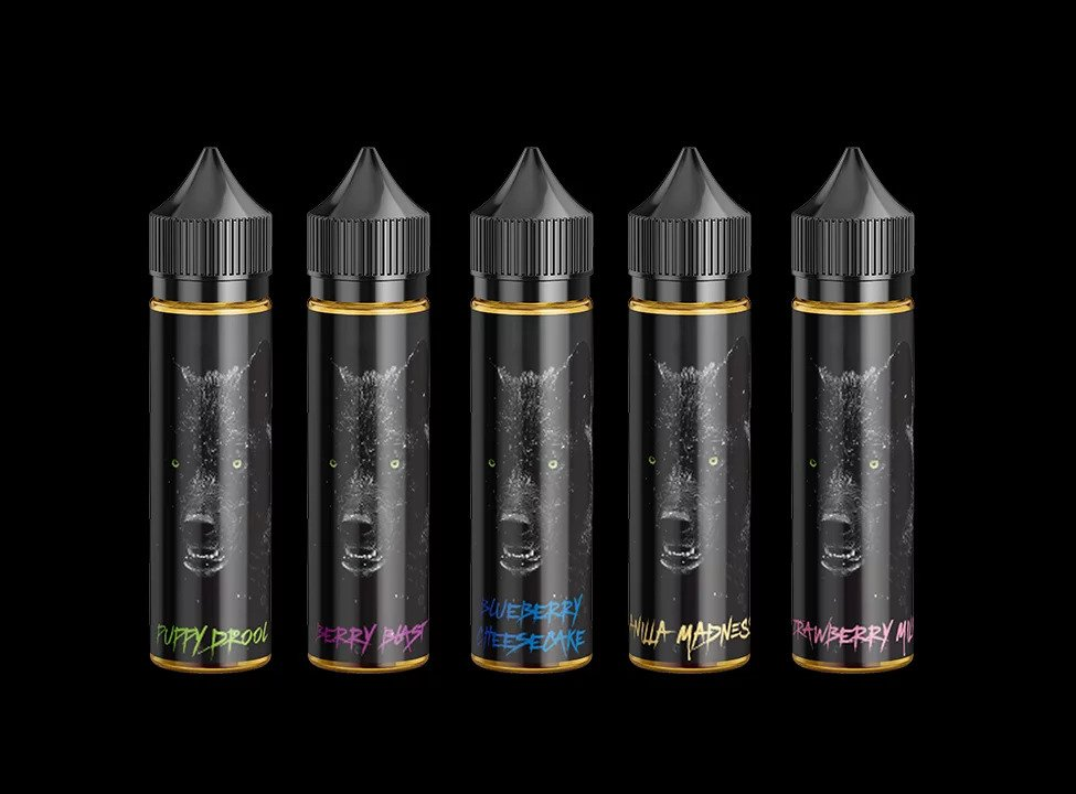 Black Dog Premier Eliquid